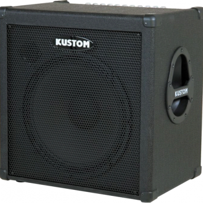 "Kustom KMA 100X 100 Watt 1x15"" Keyboard/Mixer & Amplifier"