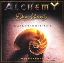 Dean Markley Alchemy Acoustic Guitar Strings #2022
