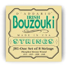 Bouzouki Strings