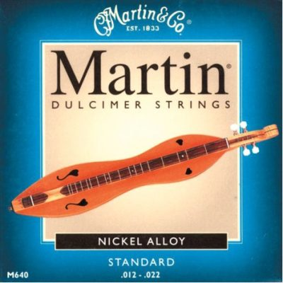 Martin Dulcimer Strings M640
