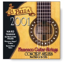 La Bella Flamenco Guitar Strings