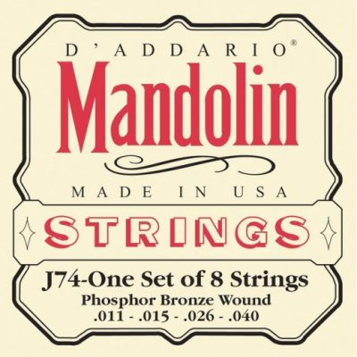 D'Addario Mandolin Strings J74