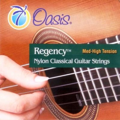 Oasis Regency Nylon Classical Guitar Strings Medium