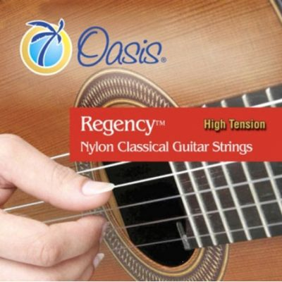 Oasis Regency Nylon Classical Guitar Strings High