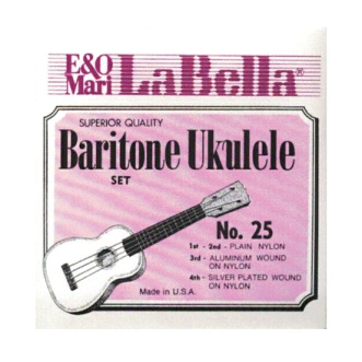 LaBella Baritone Ukulele Strings No.25